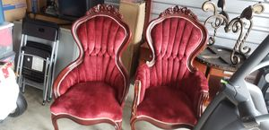 Really nice antique chairs. for Sale in Nolensville, TN
