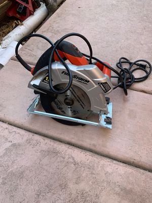 Black decker skill saw for Sale in Hayward, CA