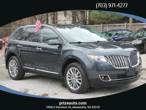 2013 Lincoln MKX for Sale in Alexandria, VA