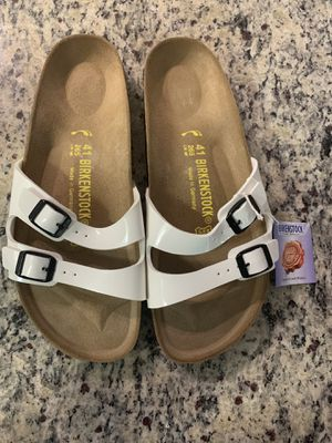 NEW BIRKENSTOCK SANDALS!!!!size 8us (41 Euro) for Sale in Irving, TX