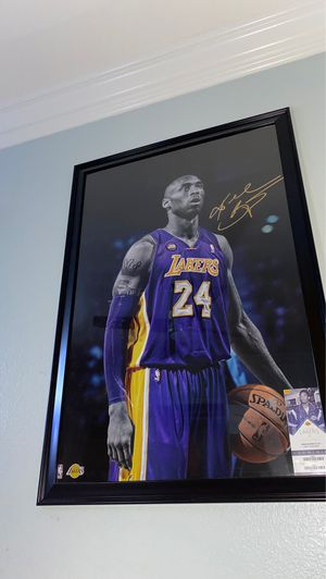 Kobe Bryant Picture for Sale in Anaheim, CA