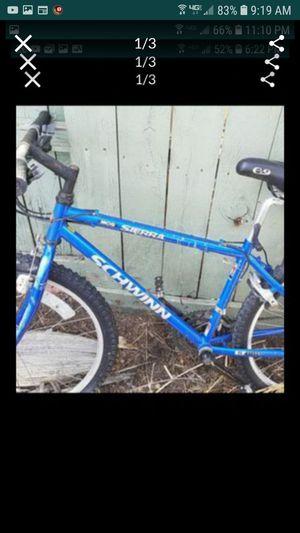 schwinn bike for Sale in Tracy, CA