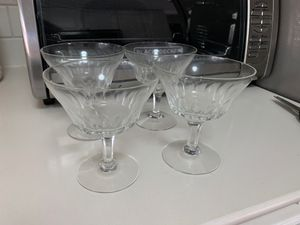 4 Antique glasses for Sale in Hialeah, FL