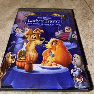Lady & The Tramp DVD for Sale in Phoenix, AZ