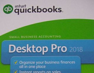 Intuit QuickBooks Desktop Pro PC, Mac for Sale in Fort Lauderdale,  FL