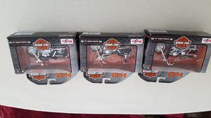 Collectible Harley-Davidson toys for Sale in Denver, CO