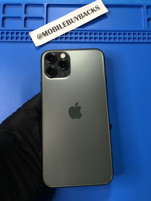 Apple iPhone 11 Pro 64gb Unlocked for ANY carrier (Midnight Green) 🏆TRUSTED BUYER/SELLER🏆 for Sale in Fresno, CA
