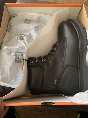 "Timberland 6"" Soft Toe Water Proof Boots size 11 for Sale in Baltimore, MD"