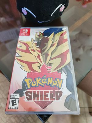Nintendo Switch Pokemon Shield Brand New Sealed for Sale in Los Angeles, CA