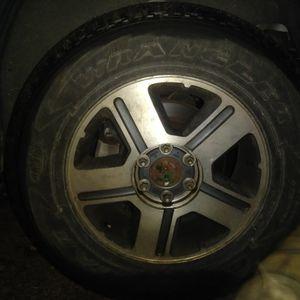 02-09 Trailblazer Wheels for Sale in Bloomington, IL