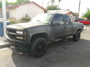 1998 Chevy silverado for Sale in North Las Vegas, NV