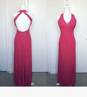 Ball gown - fuschia - size 3/4 for Sale in Arlington, VA
