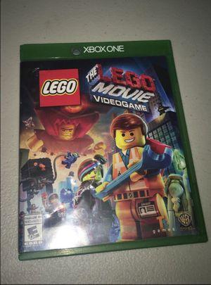 Lego movie game for Sale in Sacramento, CA