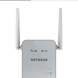NETGEAR NETGEAR - AC1200 Dual-Band Wi-Fi Range Extender - White for Sale in Ladera Ranch, CA