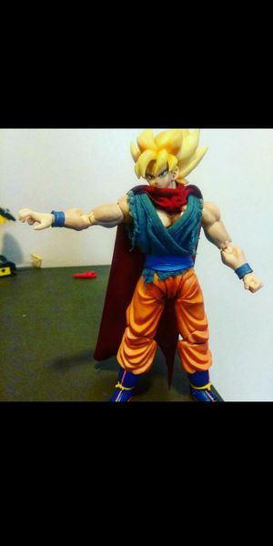 Sh figuarts custom goku. for Sale in Los Angeles, CA