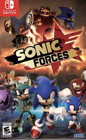 Sonic Forces for the Nintendo Switch for Sale in Snohomish, WA