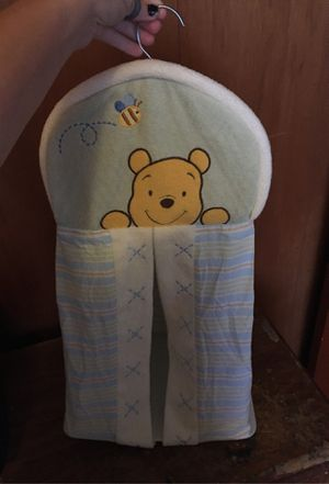 Baby winne the Pooh nursery diaper holder still new never used for Sale in Chattanooga, TN