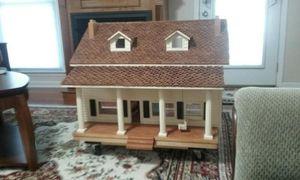 Custom built doll house. for Sale in Pulaski, TN
