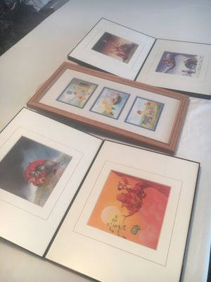 WINNIE THE POOH ART for Sale in Littleton, CO