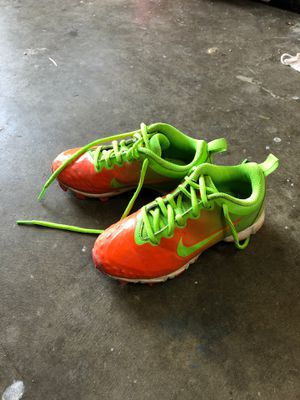 Free Nike t ball cleats for Sale in Tacoma, WA
