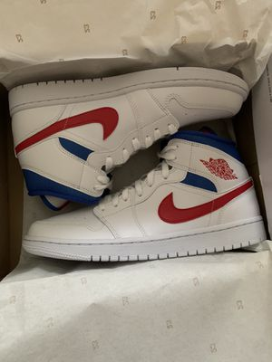 Jordan 1 mid USA sz 10 for Sale in Springfield, MA