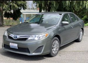 2013 Toyota Camry Hybrid for Sale in Lakewood, WA