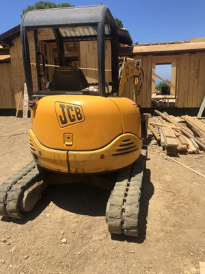 JCB MINI EXCAVATOR for Sale in Los Angeles, CA
