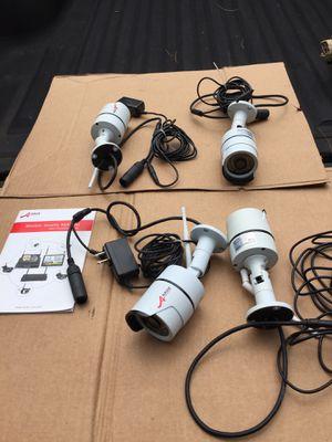 Security cameras 4Anran for Sale in Walpole, MA