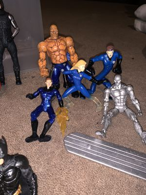 Marvel figures for Sale in Niagara Falls, NY