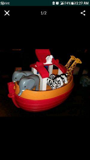Noah ark $25 teddy bear $25 for Sale in Charlotte, NC