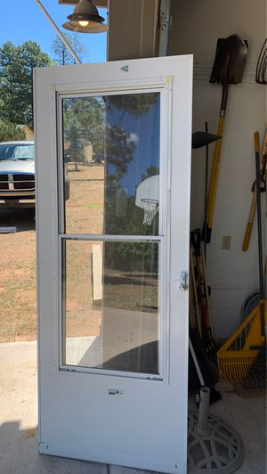 Larson storm door for Sale in Heber-Overgaard, AZ
