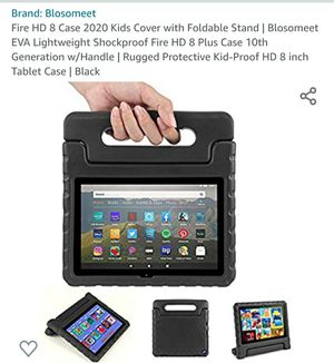AMAZON HD FIRE 8 TABLET CASE 10TH GENERATION for Sale in Goose Creek, SC