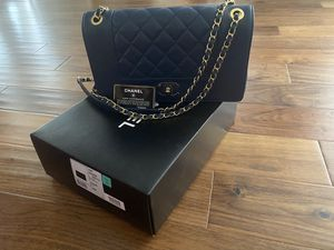 Chanel flap bag SHI SHEEP/MPY size large for Sale in Miami, FL