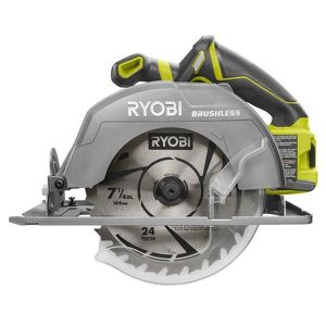 Ryobi 18-Volt ONE+ Cordless Brushless 7-1/4 in. Circular Saw (Tool Only) for Sale in Temple, GA