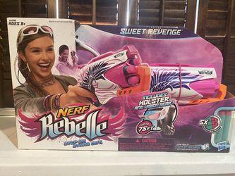 Nerf Gun Rebelle DISCONTINUED, NEW IN BOX for Sale in Cranston,  RI