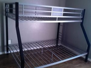 Twin and full bunk beds . for Sale in Dallas, TX