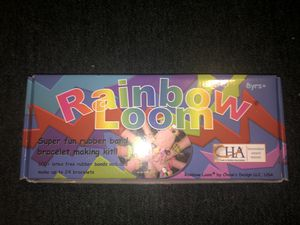 Original Rainbow Loom Bracelet Maker for Sale in Naugatuck, CT
