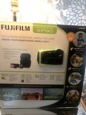 FUJIFILM Camera New In Box FUJIFILM XP90 Waterproof Shockproof Camera for Sale in Norfolk, VA