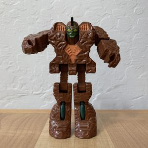 Vintage Tonka Rock Lords Magmar Transforming Action Figure Toy for Sale in Elizabethtown, PA