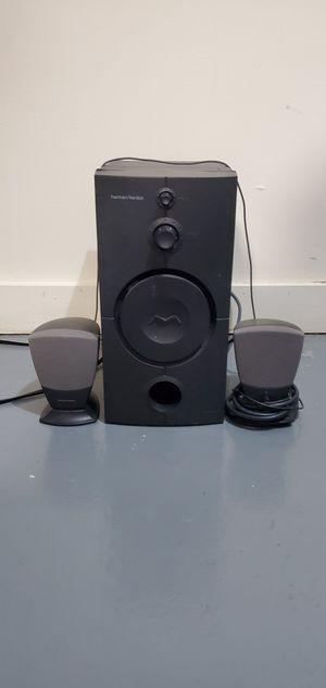 Harmon Kardon Computer Speakers for Sale in Alexandria, VA