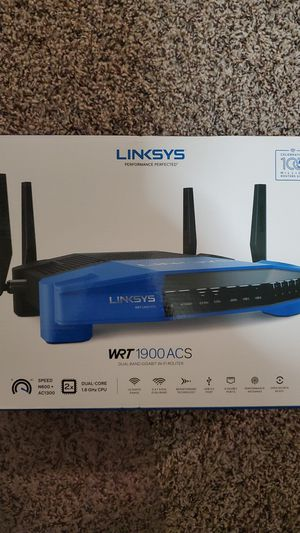 Linksys WiFi Router for Sale in Spring, TX