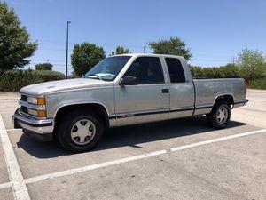 1998 Chevy Silverado 1500 for Sale in San Antonio, TX