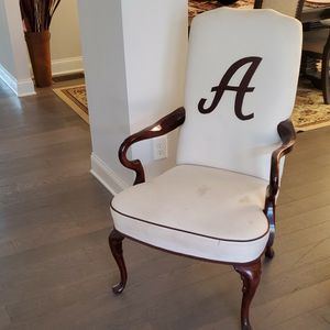 ANGELO GALASSO Chair for Sale in Dunwoody, GA