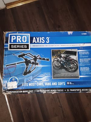 Pro series AXIS 3 Bike carrier for Sale in Orlando, FL