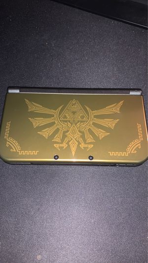 New Nintendo 3DS XL Hyrule Edition Gold for Sale in Atlanta, GA