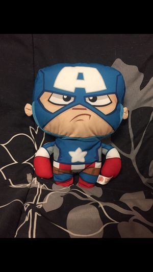 Captain America Plush for Sale in Orlando, FL