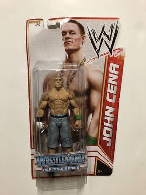 WWE John Cena Action Figure for Sale in Burke, VA