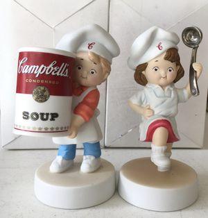 Porcelain Campbell figures for Sale in Palm Bay, FL
