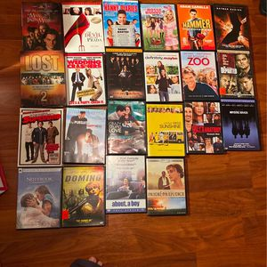 DVD Set Of 22 for Sale in Dublin, CA