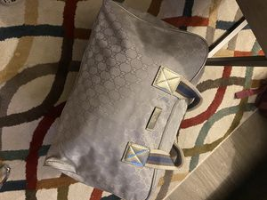 Authentic Gucci Duffle Travelling Bag for Sale in Arlington, VA
